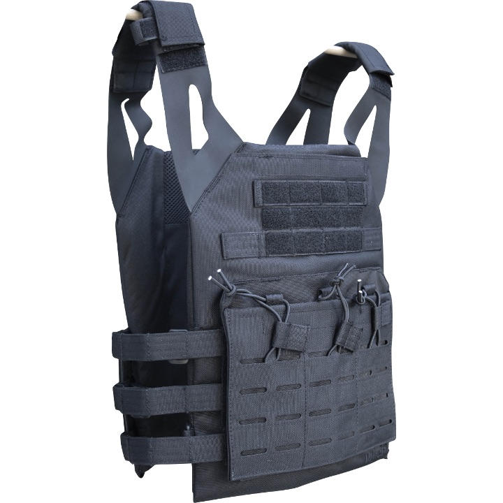 Special Ops Plate Carrier Black Viper Tactical