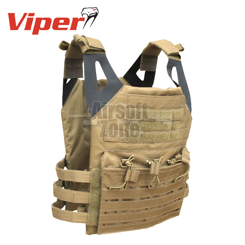Special Ops Plate Carrier Coyote Viper Tactical