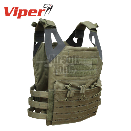 Special Ops Plate Carrier OD Green Viper Tactical