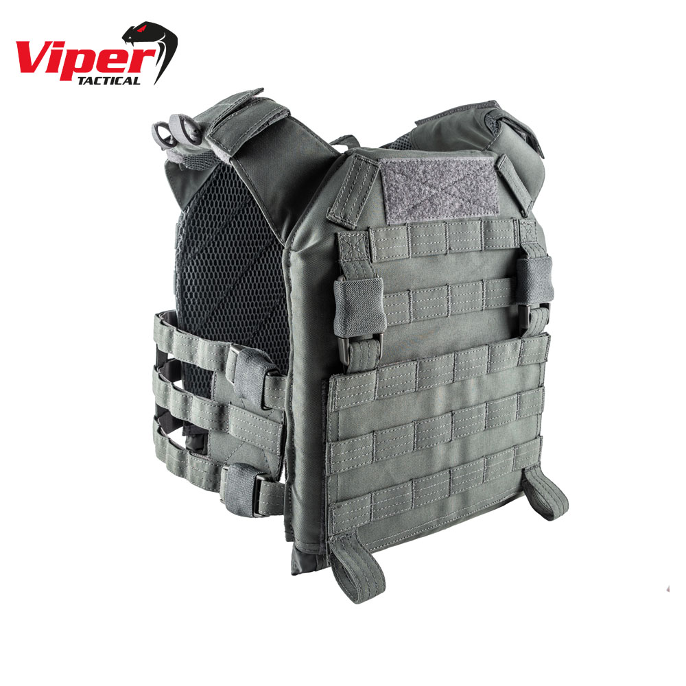 VX Buckle Up Plate Carrier Titanium Viper Tactical
