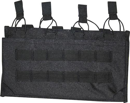 Quad Magazine Sleeve Pouch MOLLE Black Viper Tactical