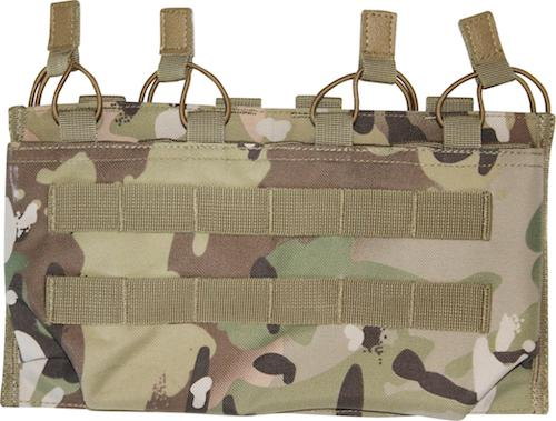 Quad Magazine Sleeve Pouch MOLLE VCAM Viper Tactical