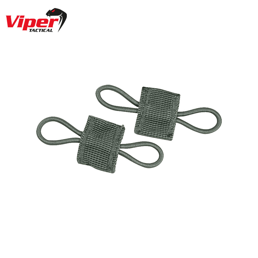 Retainers for MOLLE OD Green Viper Tactical