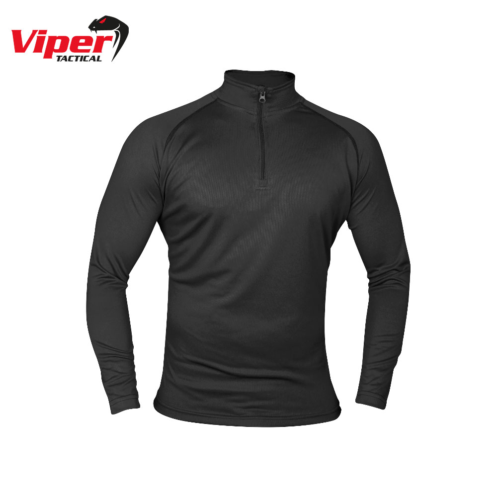 Mesh-tech Armour Top Black Viper Tactical