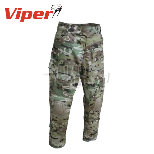 Elite Tactical Trousers with Knee Pads V-CAM Viper Tactical