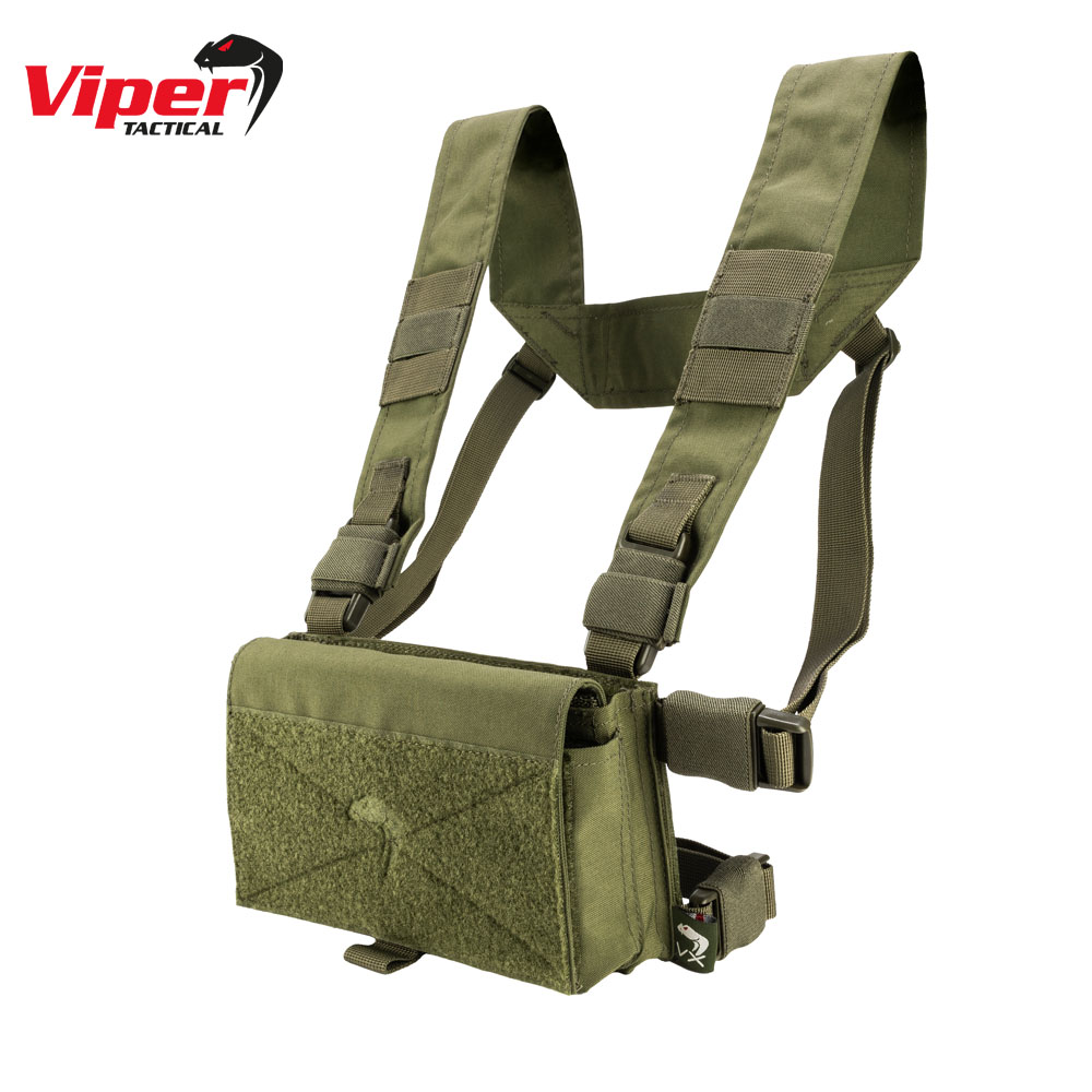 VX Buckle Up Utility Rig Green Viper Tactical