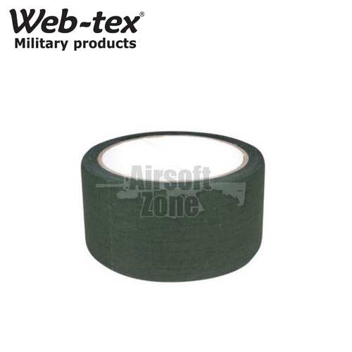 Camouflage Fabric Tape OD Green WEB-TEX