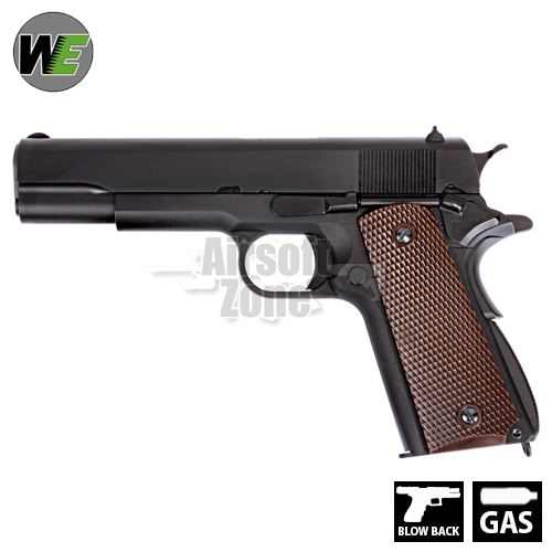 M1911A1 Full Metal Pistol GBB WE