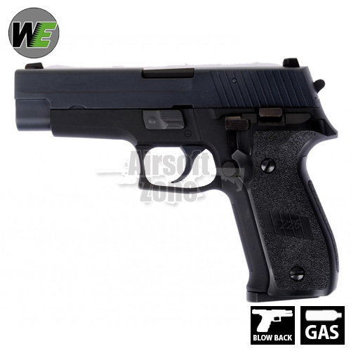 SG P226 Full Metal Pistol GBB WE