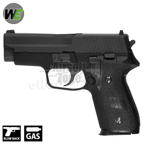SG P228 Full Metal Pistol GBB WE
