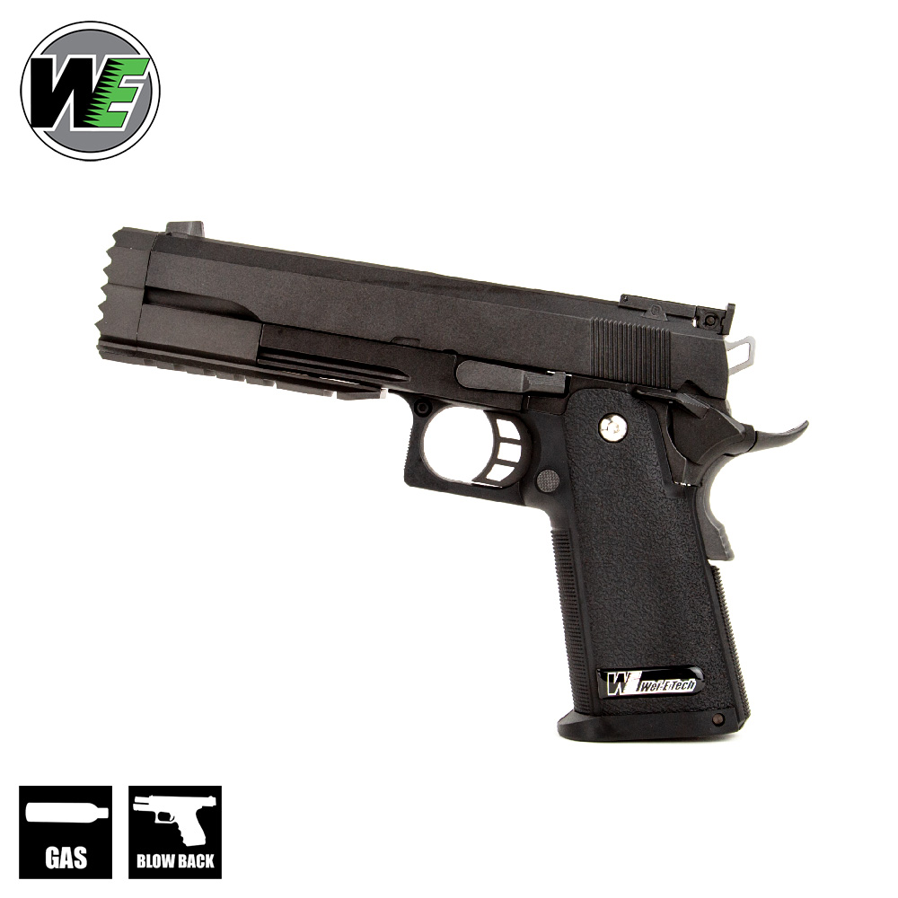 Hi Capa 5.2R Full Metal Pistol GBB WE