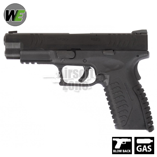 XDM Full Metal Pistol GBB WE