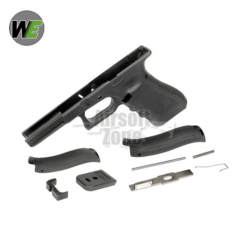 G17 Series Gen 4 Pistol Frame Set Black WE