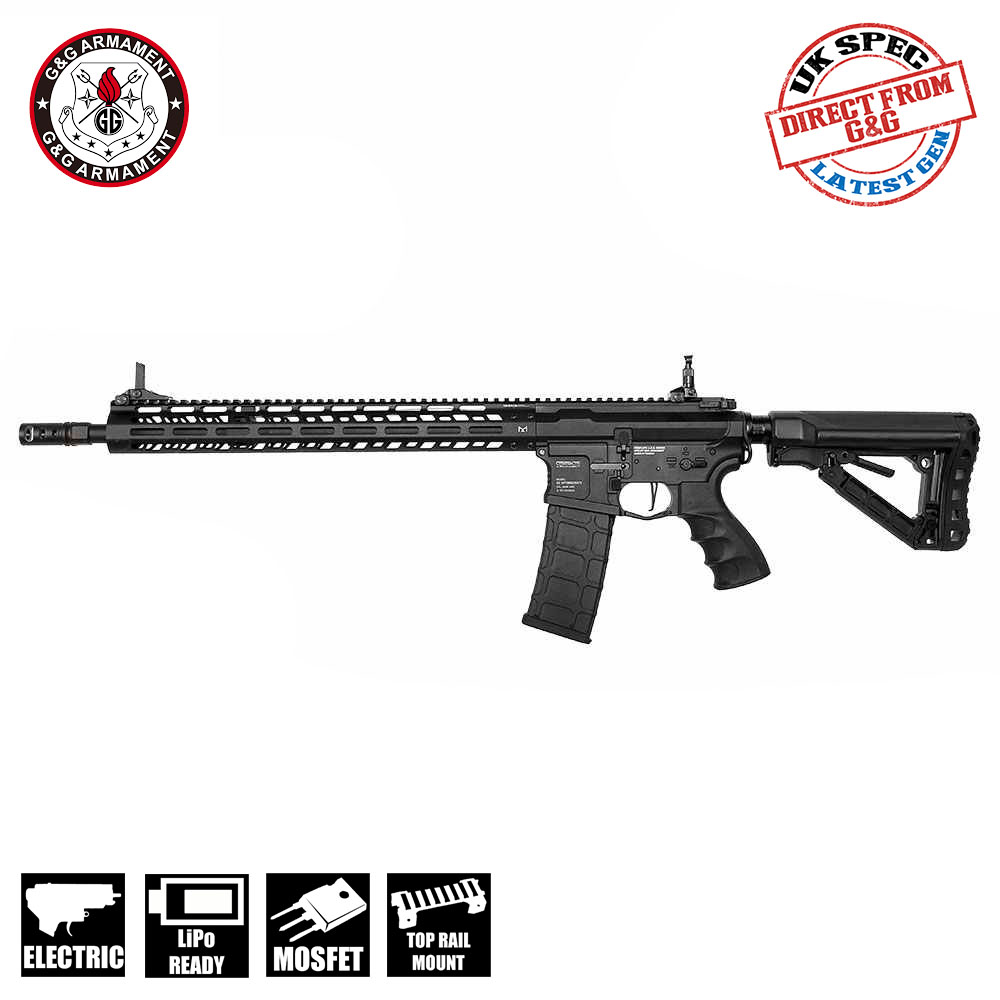 TR16 MBR 556WH Wild Hog with Gen2 ETU (GT Advanced Series) AEG G&G