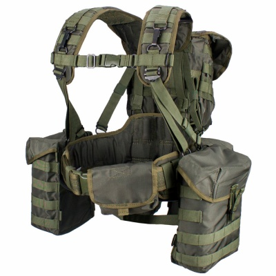 Smersh PKM Tactical Harness Set OD Green SSO